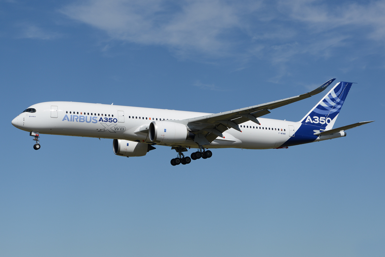 [Topic Unique] Flights Test A350... 442559DSC0357