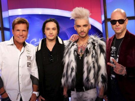 [Net/Allemagne/Septembre 2012](bild.de) - Le guitariste de Tokio Hotel est maintenant assis avec le jury de DSDS. 4426641h343bild