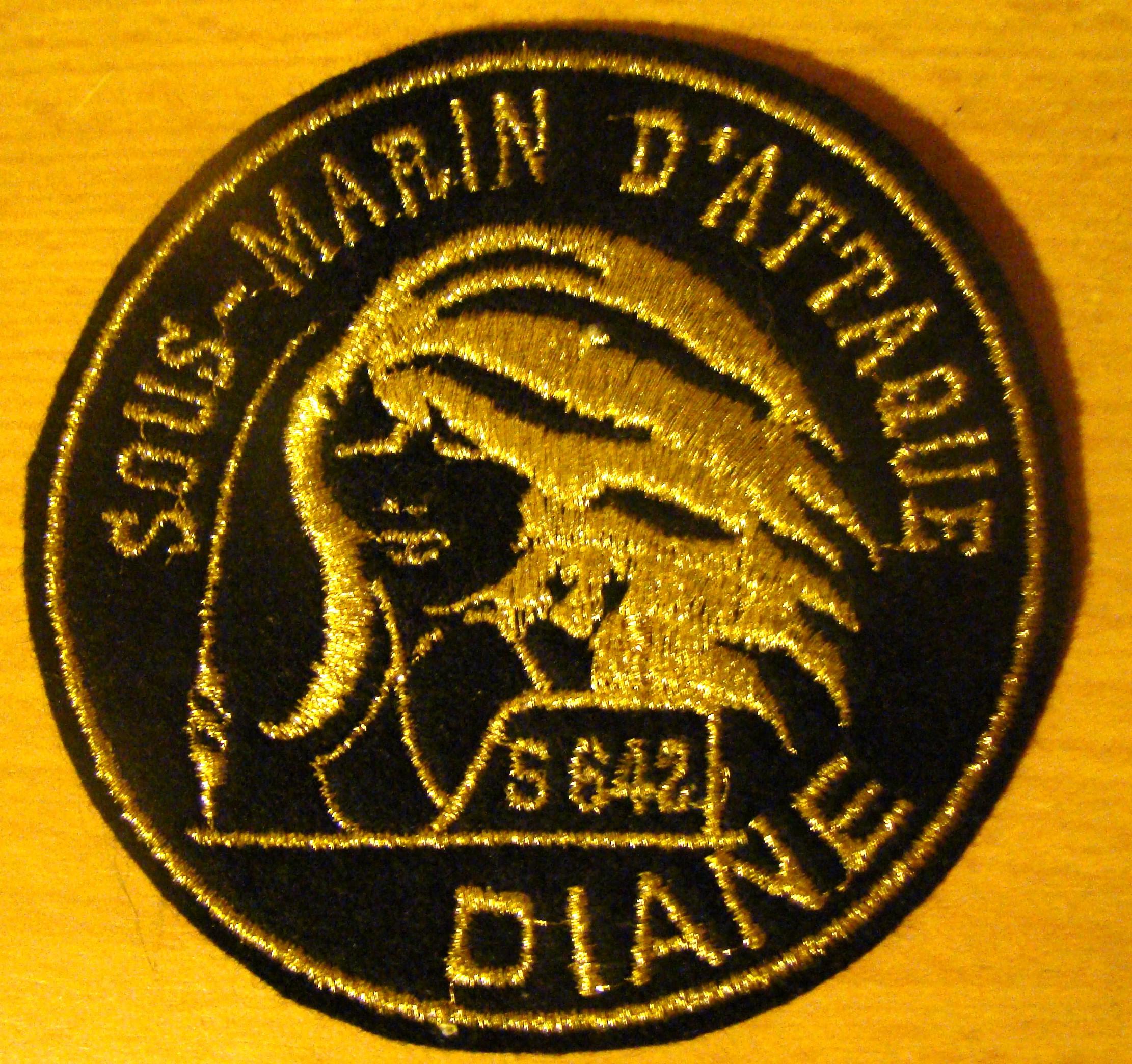 [Logos, Tapes, Insignes] Ecussons sous-marins - Page 2 442781DSC04370