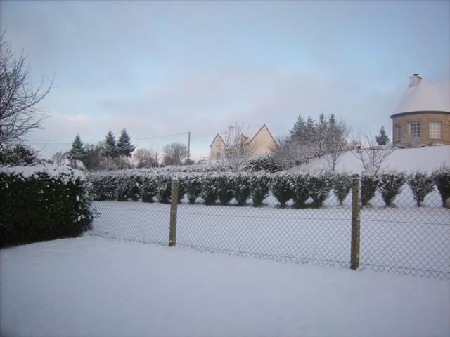 Mercredi 06 janvier 2010 - (Neige à Pont Farcy - 7 à 10 cm) 443080Jan06322