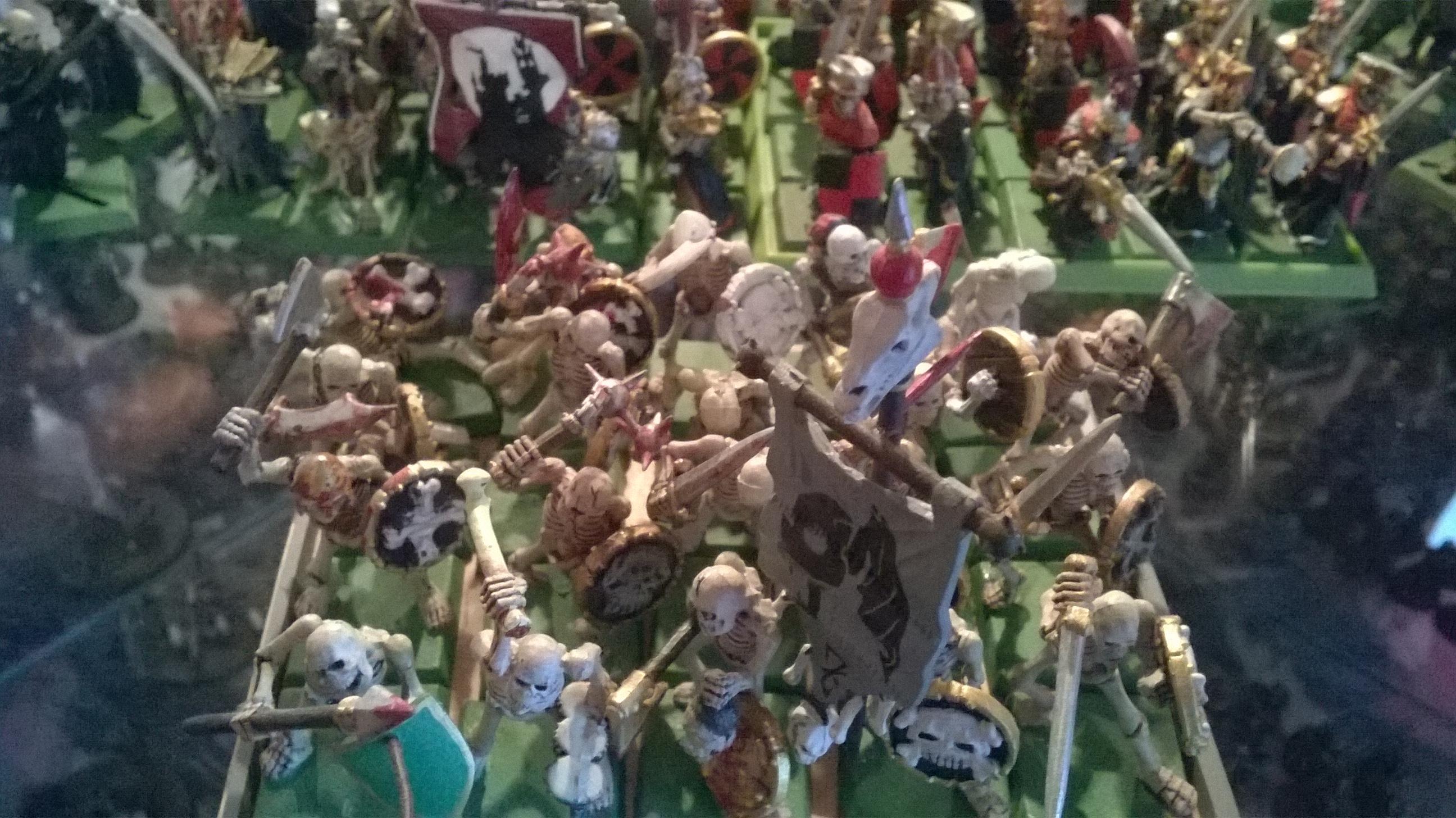 Les Armées de Nico. (Battle & 40K) 4434227918