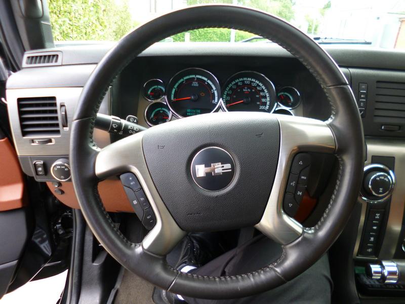 HUMMER H2 V8 6,2L Luxury 2008  (RUN) 443558P1040068