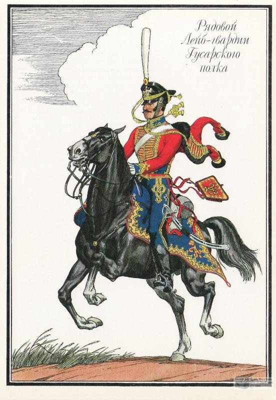 la cavalerie Russe en 1812 443621151