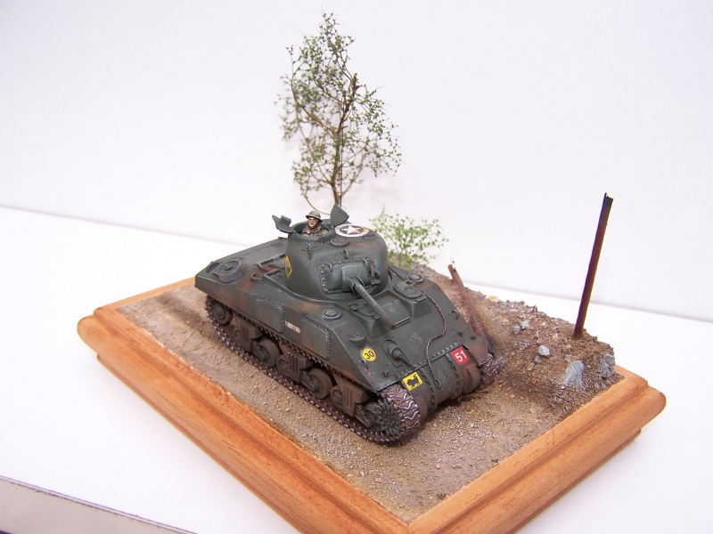 Sherman mk1  Normandie 1944 444717sherman1c031