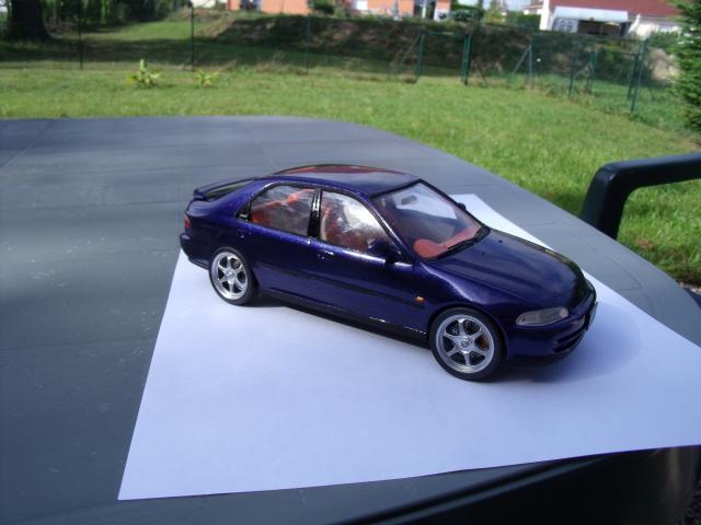 Honda Civic Fério VTi '92. 445460ferio92056