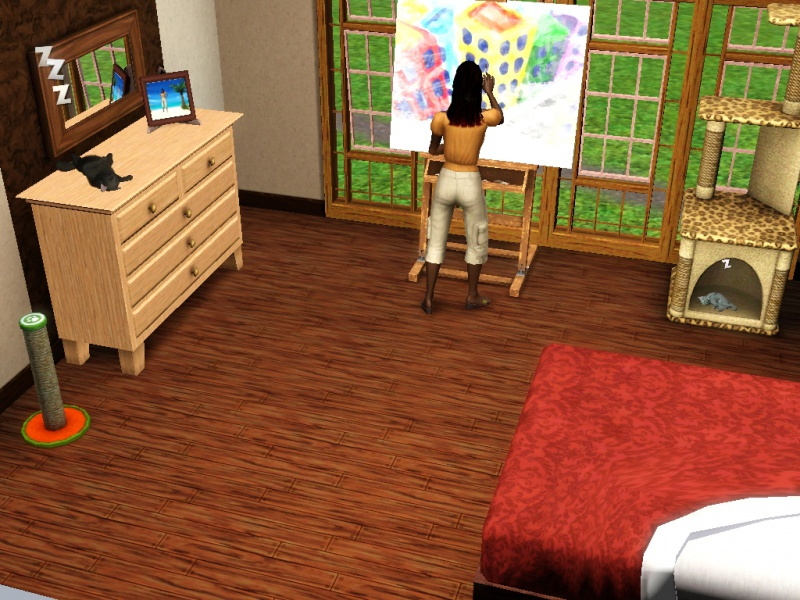 [Challenge Sims 3] Vie d'artiste - Page 2 447238135