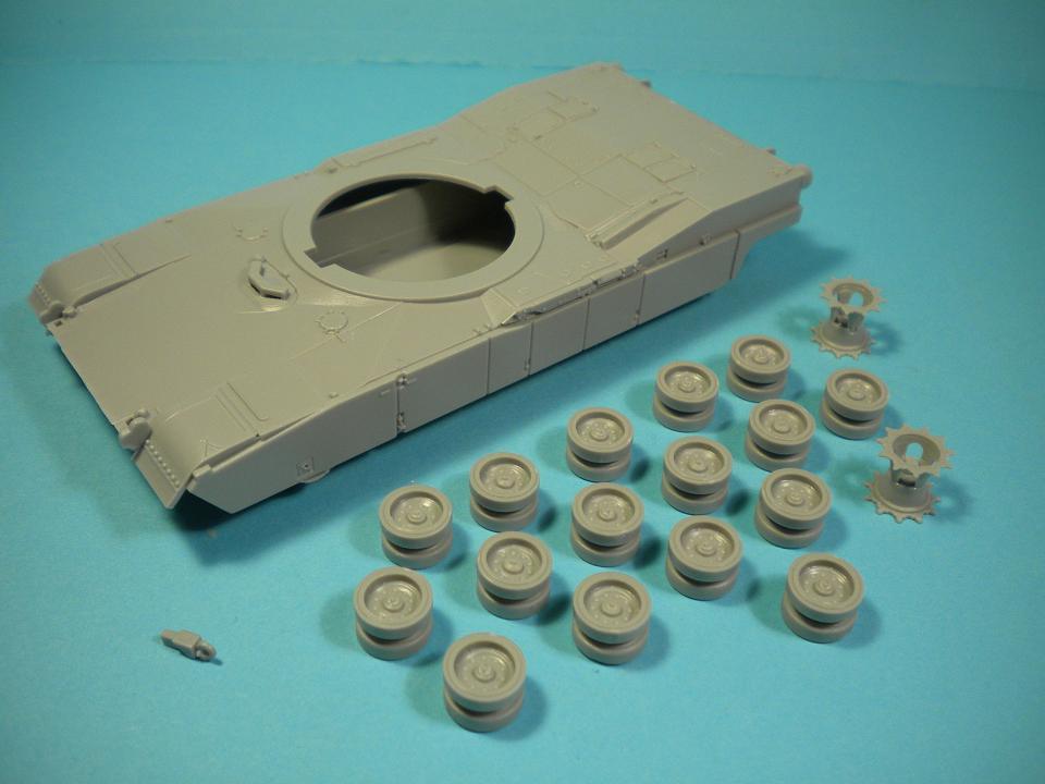M1 Panther II - Irak 2004 4477804