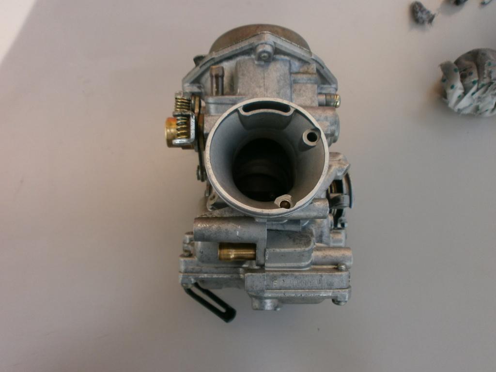 Nettoyage carburateurs de transalp 600 448915P2140009