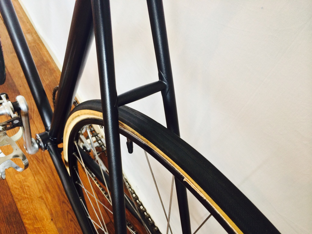 Vélo de piste Jean Marie Brun Tubes Columbus 449864image