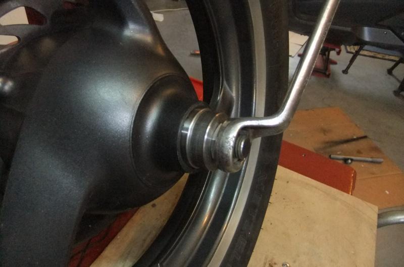 Quatre roulements dans ma roue AV 451926DSCF7886