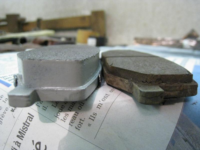changement disques et plaquettes jimny 452111IMG2161