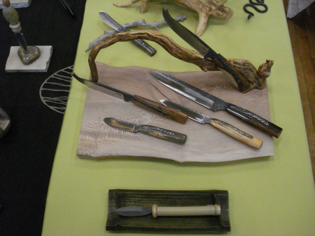 2ème Salon du couteau d'Annecy LES 29 ET 30 JUIN 2013 452431DSC04092
