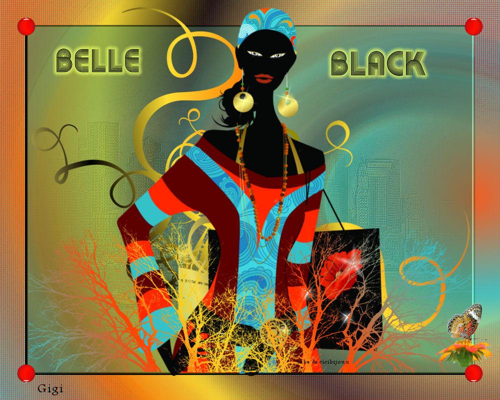 BELLE BLACKE / 2013 453208998