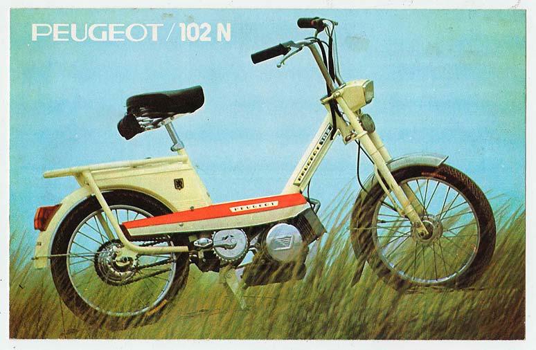 Le Crassou a fait sa toilette .. Peugeot 103 - Page 2 453249Peugeot102