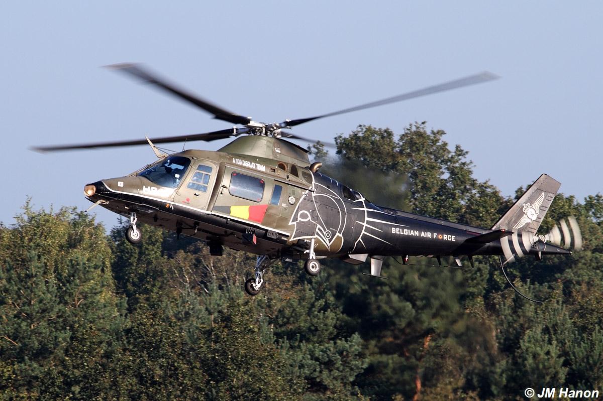 BELGIAN AIR FORCE DAYS - Klein Brogel 09.2014 453580BA10944EBBL120914H24GF