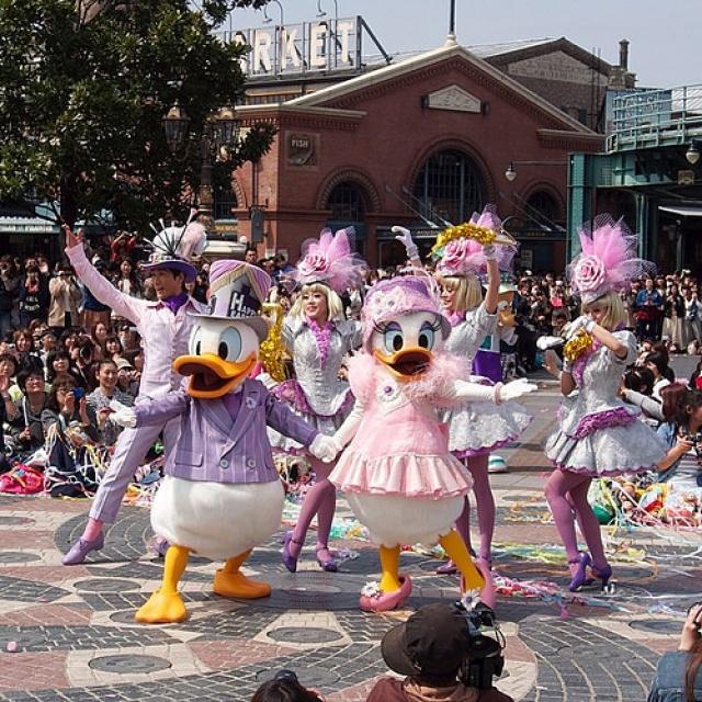 [Tokyo Disneyland] Nouvelle parade : Hippiti-Hoppiti Spring Time (du 2 avril au 23 juin 2014) 453807tds14