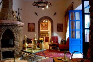 Essaouira.... 454479RestaurantRiadAlMadinaEssaouira