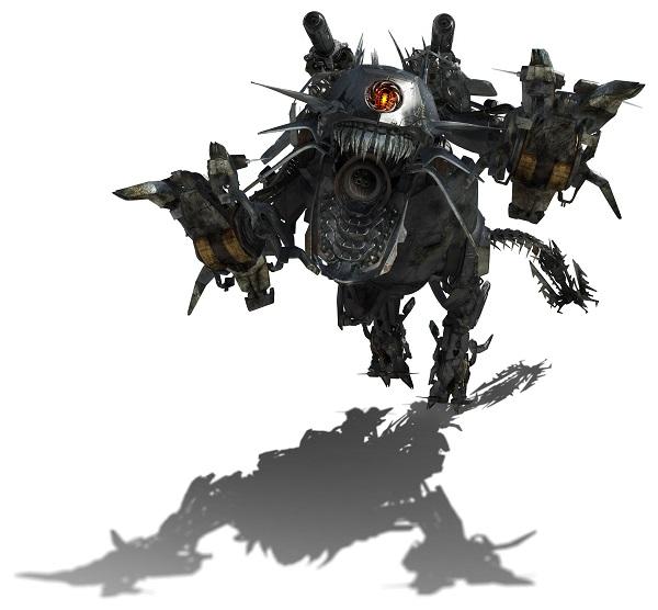 Concept Art des Transformers dans les Films Transformers - Page 3 454930100ravage