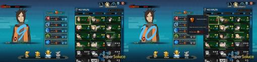 Recruter et faire évoluer les ninjas 455069005
