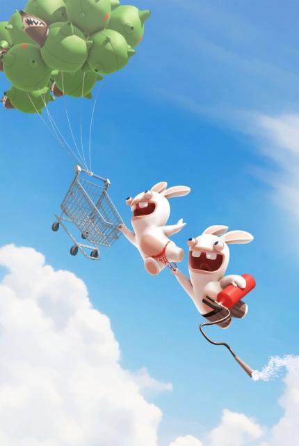 [Mini-concours] Les lapins crétins - Avatar - 455321f1721510