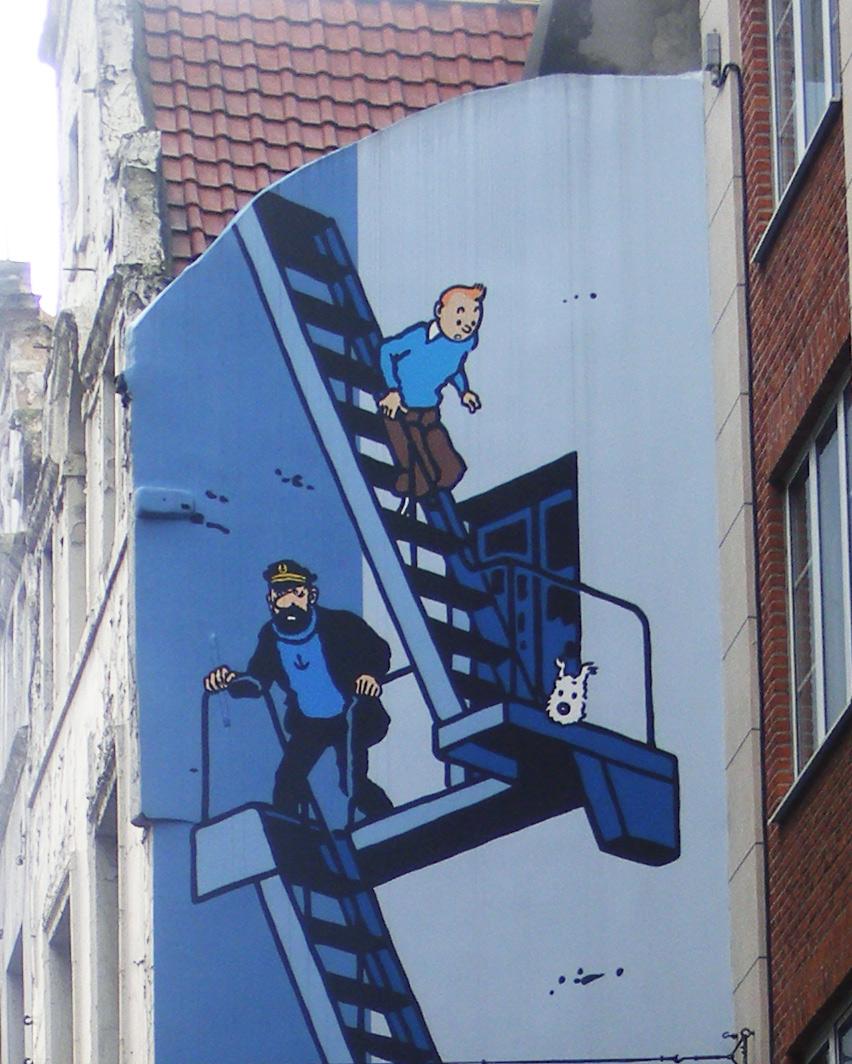 Bruxelles côté BD 2011  455675DSCF3770z