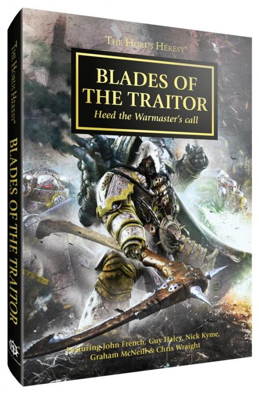 [Horus Heresy] Blades of the Traitor - Anthologie 455736BladesoftheTraitordustjacket