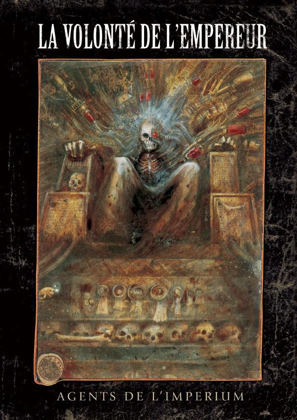 La Volonté de l'Empereur de John Blanche (Art Book) - Page 4 455803fremperorswill