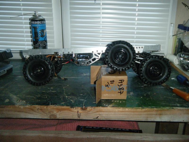 Mack 6x4 Monster Energy (FINI en attente d'un arceau) 457519DSCF2585