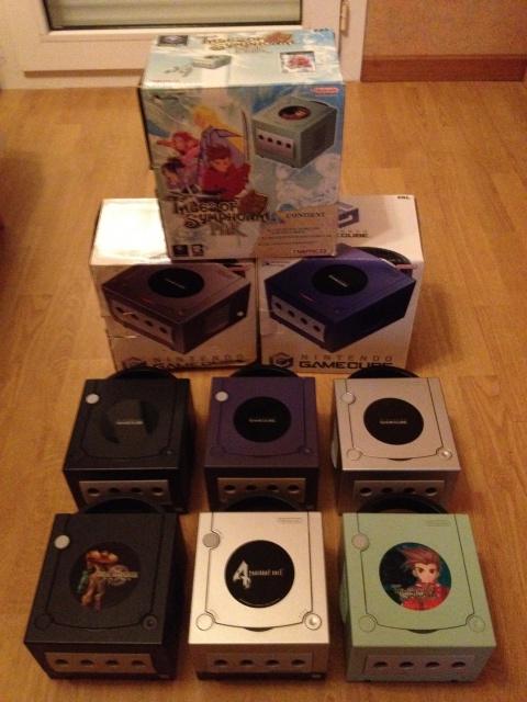full set Gamecube, et vous, vous en êtes ou ?(aidez les full setteurs) 458203photo59