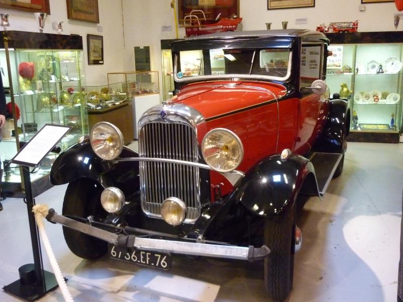 Le musée des Sapeurs Pompiers de Montville 458261AGLICORNEROUEN2011030