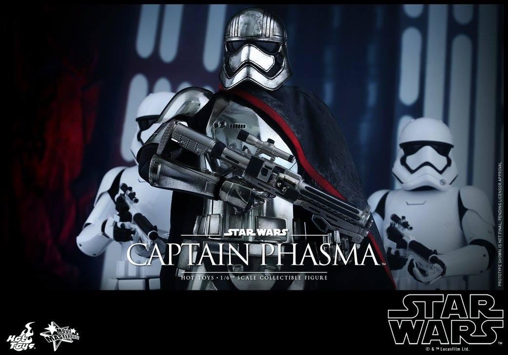 HOT TOYS - Star Wars: TFA - Captain Phasma 458467115