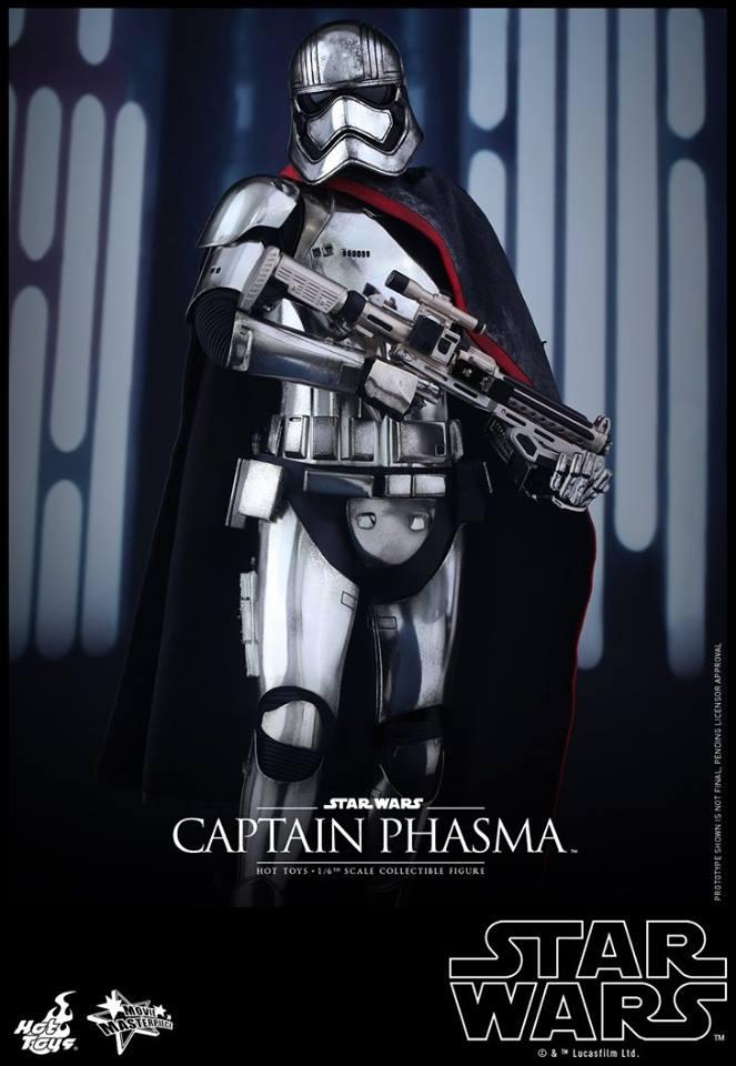 HOT TOYS - Star Wars: TFA - Captain Phasma 458647108