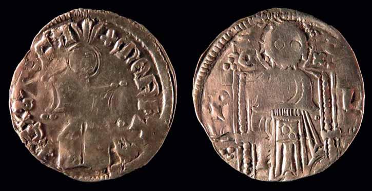 Petite monnaie Serbe, Stéphane Urosh IV 1331-1345. 459393Sanstitre21