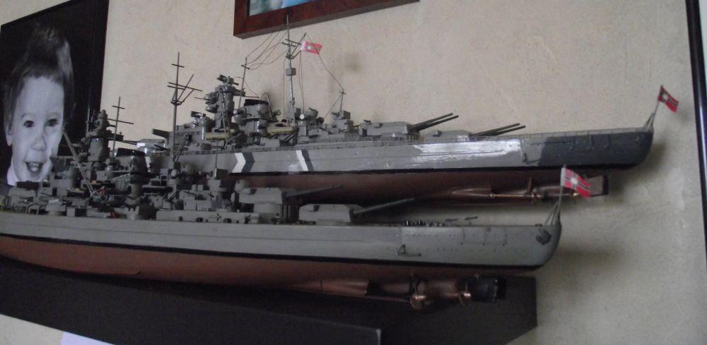 Tirpitz Tamiya 1x350 459552Tirpitz25