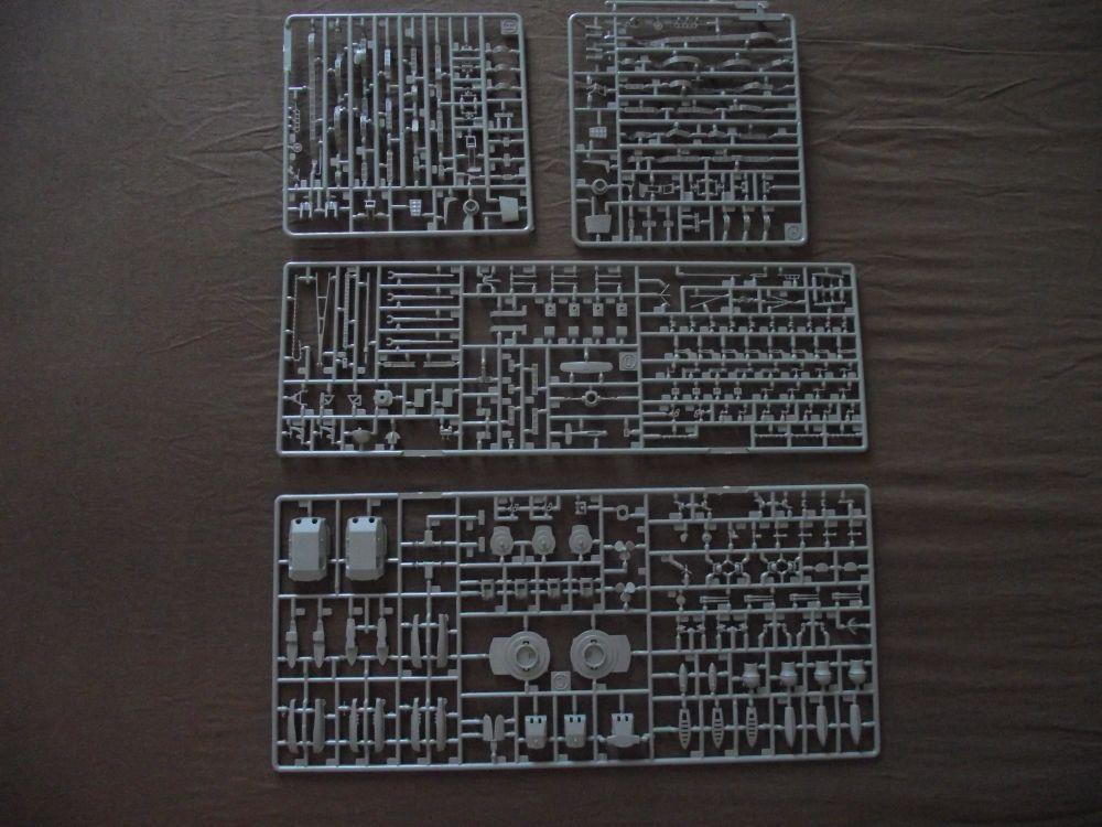Bismarck Revell au 1/350ème  460113DSCF0998