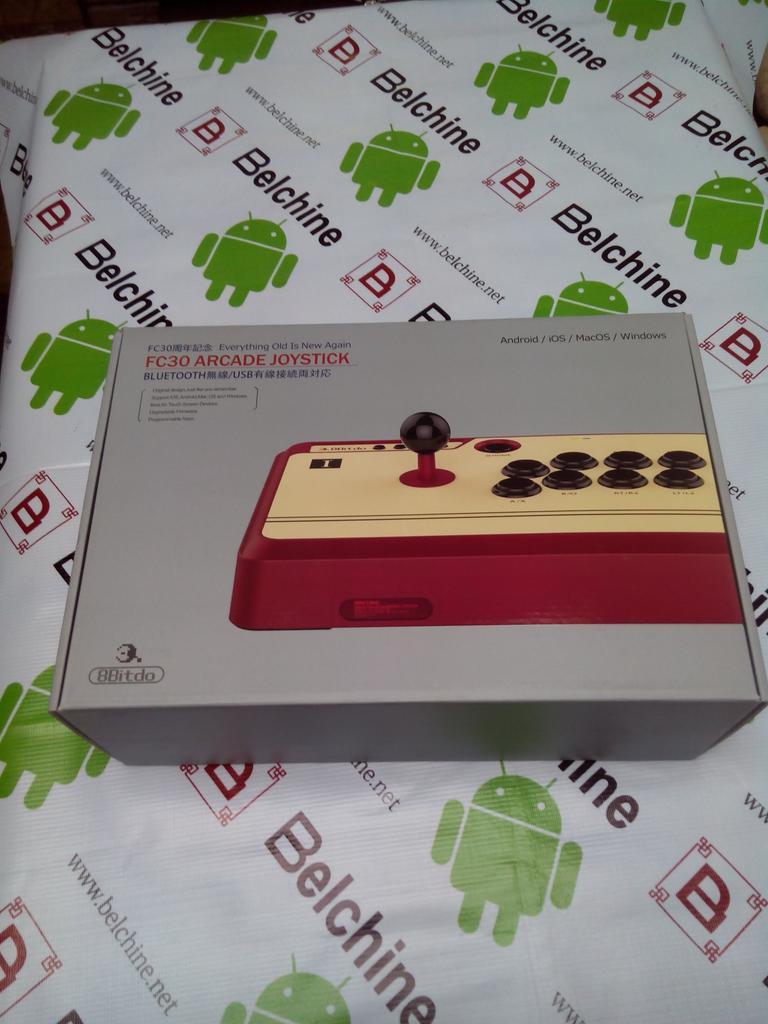 [8bitdo] Un pad Nes bluetooth + usb avec dock pour smartphone - Page 6 460155IMG20150220204410