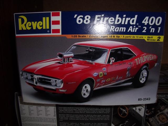 Pontiac Firebird '68 Drag' Version. 460645Firebird400ram001