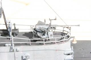 USS FLASHER, Classe Gato, 1/72° 460978MG7880