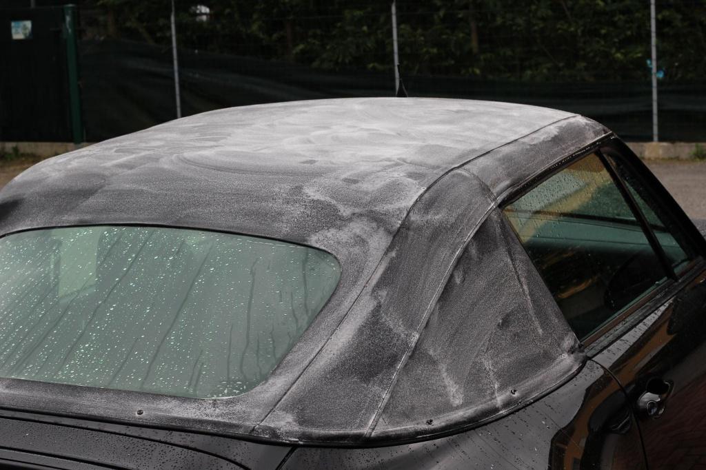PORSCHE 993 Cabrio - Preparazione interna/esterna 46159009