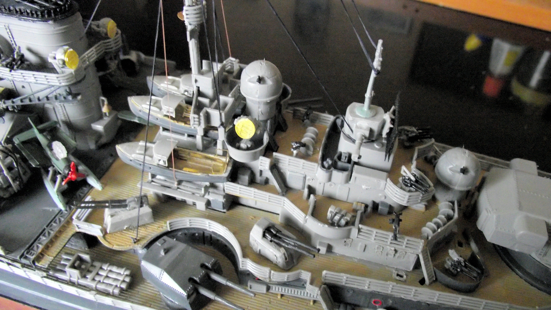 Tirpitz Revell au 1x350 avec PE - Page 2 462124TirpitzRevell1x35035