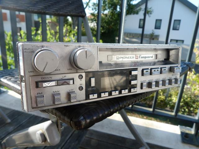 VW T3 1982 (Acte II), Pioneer Component 1982 462387P1230741