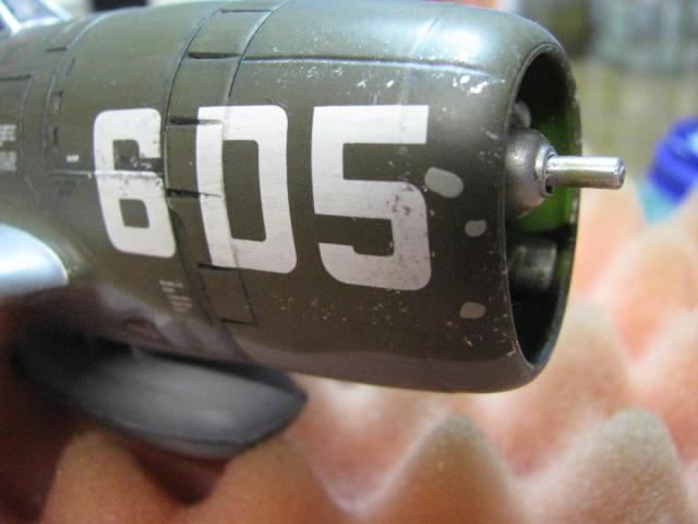 Restauration P-47D Monogram 1/48 .......Terminé!  - Page 2 462756IMG5951