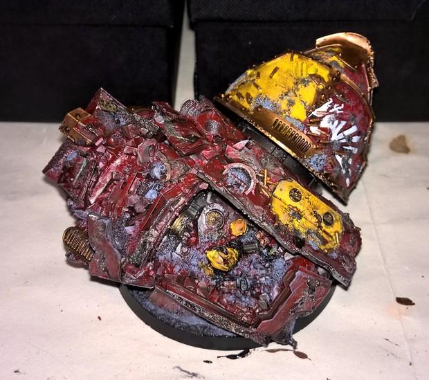 Iron warriors : Stormeagle terminé  !! 463661Perturabo81