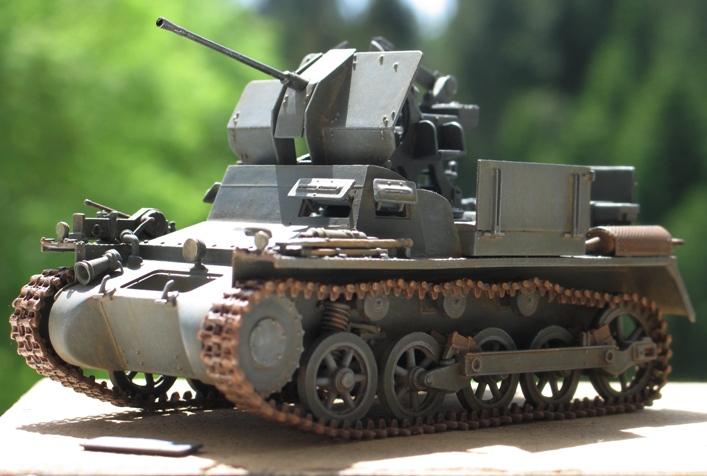Flakpanzer I Dragon 1/35 463857modles116002