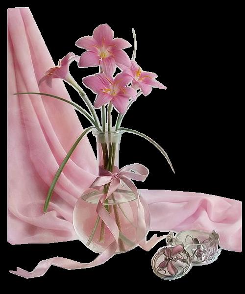 Tube fleur deco 464210melmel90a