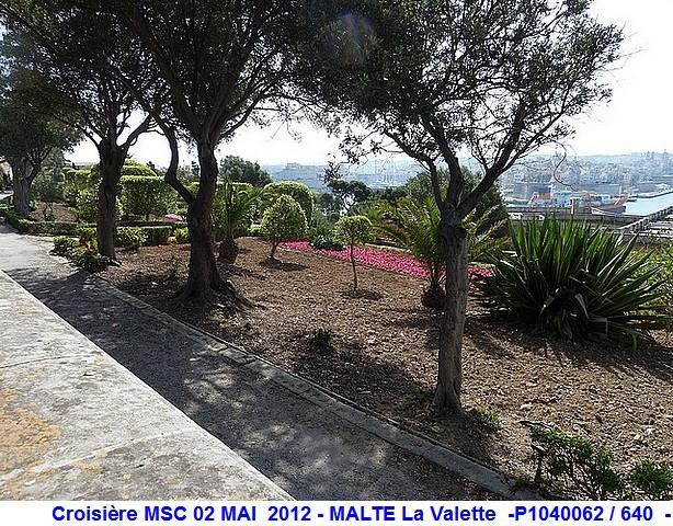 MSC Splendida Du 28 avril au 5 mai 2012 Gêne Barcelone Tunis La valette Taormine Messine Rome 464346P1040062