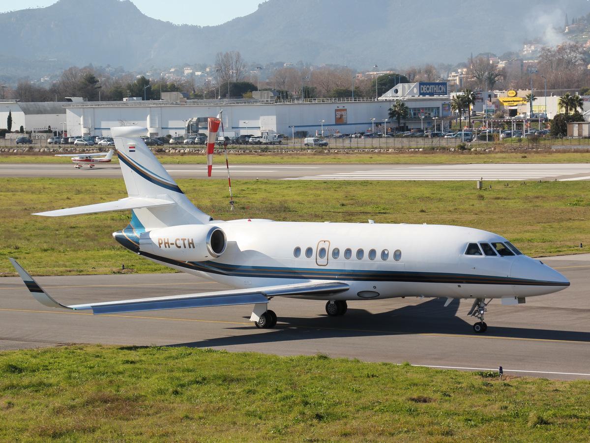 Aeroport Cannes-Mandelieu , LFMD , Janvier 2015 465281IMG4908