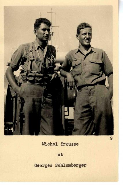 Le Bataillon de Choc 1943/1963. Photos. 465530elbe009