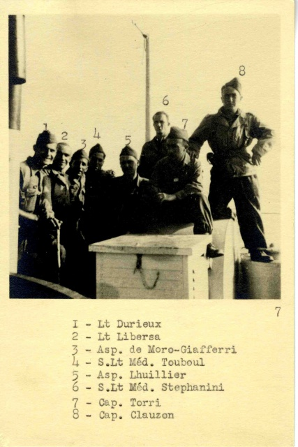 Le Bataillon de Choc 1943/1963. Photos. 466282elbe007
