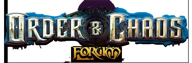Order & Chaos Online Forum Français